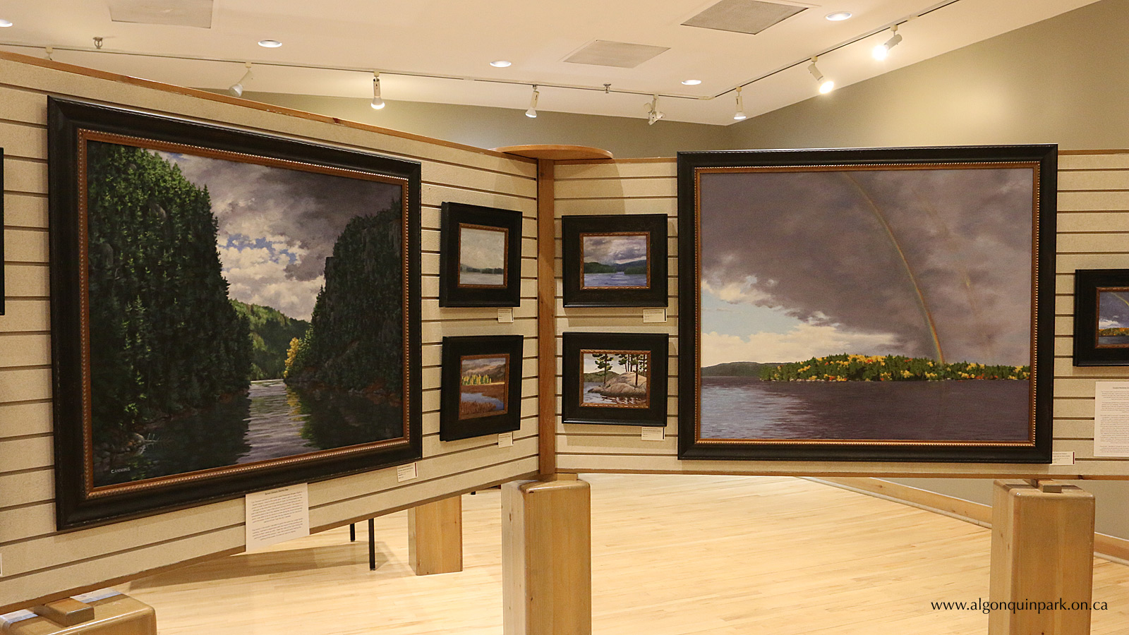 Art Exhibit: On the Trail of Tom Thomson, 100 Years Later